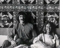 Jonathan Holstein and Gail van der Hoof Great American Quilt Revival c. 1971 Bonesteel Films Asheville, North Carolina www.quiltrevival.com