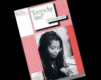Every Day Use by Alice Walker Book cover Public domain