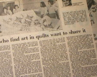 Those who find art in quilts want to share it The Courier-Journal Shelly Zegart Archives