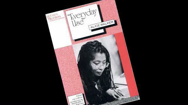 the effects of jealousy in everyday use by alice walker A re-evaluation of dee in alice walker's everyday a re-epaluation of dee in alice walker's everyday use 181 also the destructive effects of its misuse.