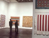 Abstract Design in American Quilts exhibition 1971  Photo by Chris Pullman Whitney Museum of American Art New York, New York www.whitney.org
