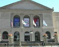 The Art Institute of Chicago Chicago, Illinois Courtesy of Douglas Dawson