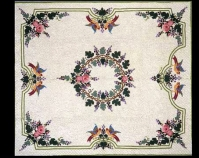 "Kansas Maker unknown c. 1920-1940 Cotton 82"" x 94""  From The American Quilt, Roderick Kiracofe, Clarkson Potter,  2004 Photo by Sharon Risedorph Courtesy of Roderick Kiracofe"