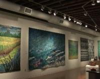 Collection of John M. Walsh III exhibition 2009 Kentucky Museum of Art & Craft Louisville, Kentucky B-roll by Alan Miller