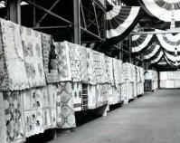 5 th Detroit News Quilt Show October 7-9, 1938 Courtesy of Susan Salser