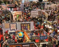 Photograph of International Quilt Festival  Quilts, Inc. and International Quilt Festival  Houston, Texas  www.quilts.com