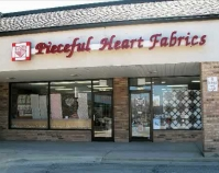 Pieceful Heart Fabrics shop  Photo by Karen S. Musgrave