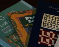 Quilt books Photo by Focal Point