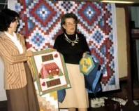 Sandra Mitchell archives Courtesy of Shelly Zegart