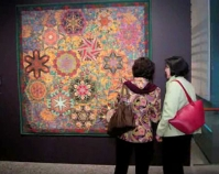 Kaleidoscope Quilts: The Art of Paula Nadelstern exhibition April 21 - September 13, 2009 American Folk Art Museum New York, New Yo rk www.folkartmuseum.org