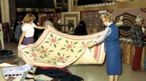 Why Quilts Matter: History, Art & Politics - Episode 3 - The Quilt Marketplace