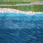 Natural Elements II: Lake Shore by Pat DaRif