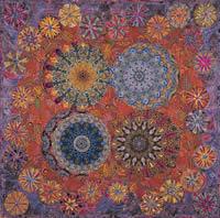 KALEIDOSOPE XVI by Paula Nadelstern - New England Quilt Museum, Jul 12 - Oct 14