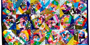 The New VIntage - Quilt - Wild Thing
