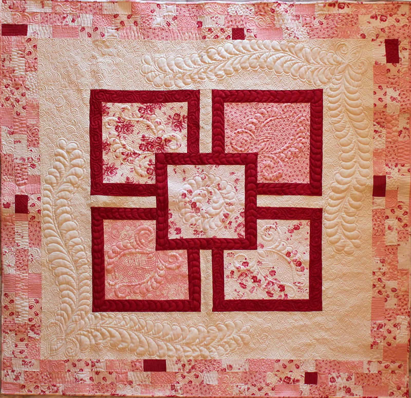 Angela Walters Quilt
