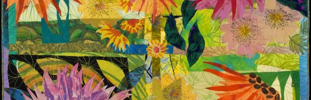 Sue Benner - Trellis No. 8: Famouse and not So Famous Flowers