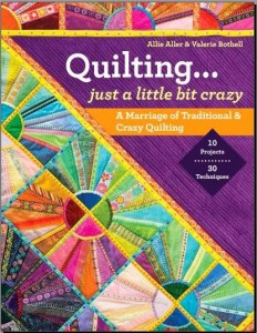 Allie Aller - Quilting: Just a Little Bit Crazy