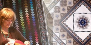 Jinny Beyer Q&A with Why Quilts Matter