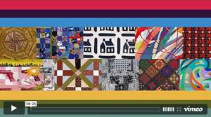 Click to watch Why Quilts Matter: History, Art & Politics Video Roll