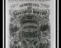 Demorest\'s Illustrated Monthly and Mme  Demorest\'s Mirror of Fashions December 1865 Library of Congress Prints & Photographs Division  Popular Graphic Arts Collection Washington, D.C. Item number LC-USZ62-136391 www.loc.gov/pictures