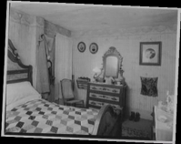 Bedroom August 2, 1961 Library of Congress Prints & Photographs Division  Gottscho-Schleisner Collection Washington, D.C. Item number LC-G613-77176 www.loc.gov/pictures