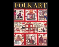 Folk Art Magazine cover Fall 2003 American Folk Art Museum New York, New York www.folkartmuseum.org