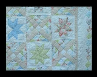 Arch Quilts made in China Leigh Fellner Collection www.hartcottagequilts.com