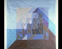 "OAHU Joan Schulze 1981 72\"" x 72\"" http://joan-of-arts.com"