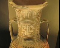 Greek vase Photo by Marie-Lan Nguyen Public domain