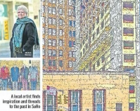 Patchwork City article By Patty Lee New York Daily News November 14, 2010
