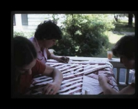 Women quilting Courtesy of Shelly Zegart