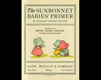 The Sunbonnet Babies' Primer Eulalie Osgood Grover Leigh Fellner Collection www.hartcottagequilts.com