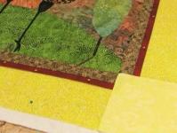 Quilt in progress B-roll by Alan Miller