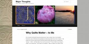 Jo Major Ciolino - Blog