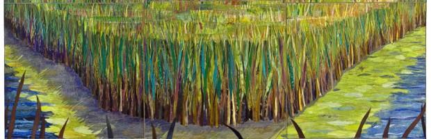 Wisconsin Wetlands II River Bend, by Sue Benner - 2007