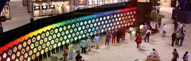 Photograph of International Quilt Festival Quilts, Inc. and International Quilt Festival Houston, Texas