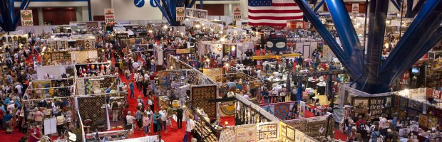 International Quilt Festival. Quilts, Inc. and International Quilt Festival Houston, Texas
