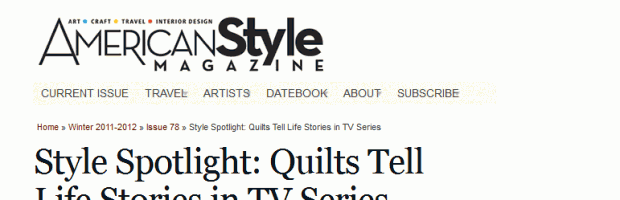 American Style Magazine Review