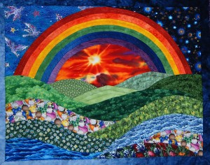 There is a Rainbow Somewhere by Kit Tossman