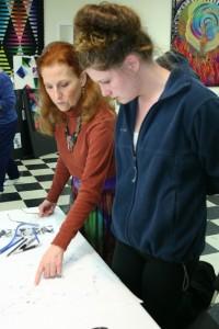 Caryl Bryer Fallert Workshop