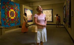 Paducah Quilt Museum Gallery Shamber