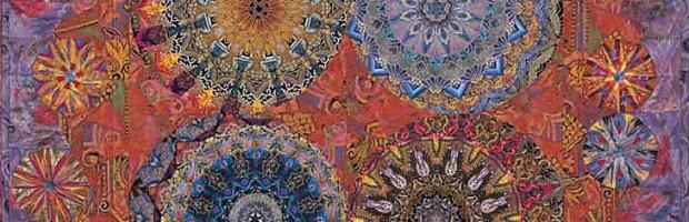 KALEIDOSOPE XVI by Paula Nadelstern - New England Quilt Museum, Jul 12-Oct 14, 2012