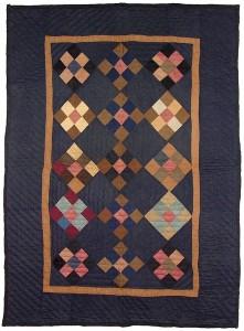 Esprit Collection - Nine Patch Crib Quilt