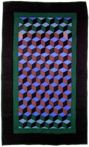 Esprit Collection - Tumbling Blocks Quilt