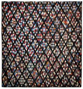 Silk Diamonds Quilt