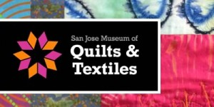 San Jose Museum of Quilts & Textiles - Collage