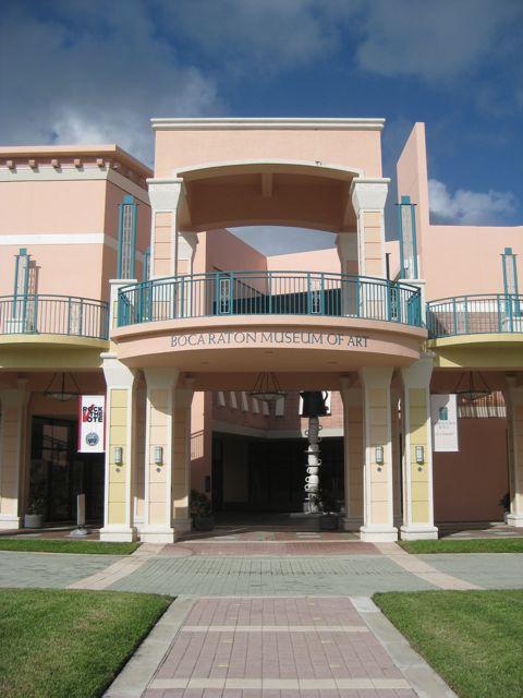 The Boca Raton (FL) Museum of Art