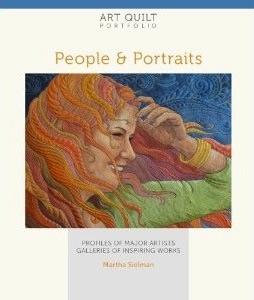 Art Quilt Portfolio: People and Portraits - April 2013