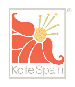 Kate Spain - Logo