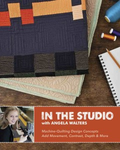 In the Studio - by Angela Walters